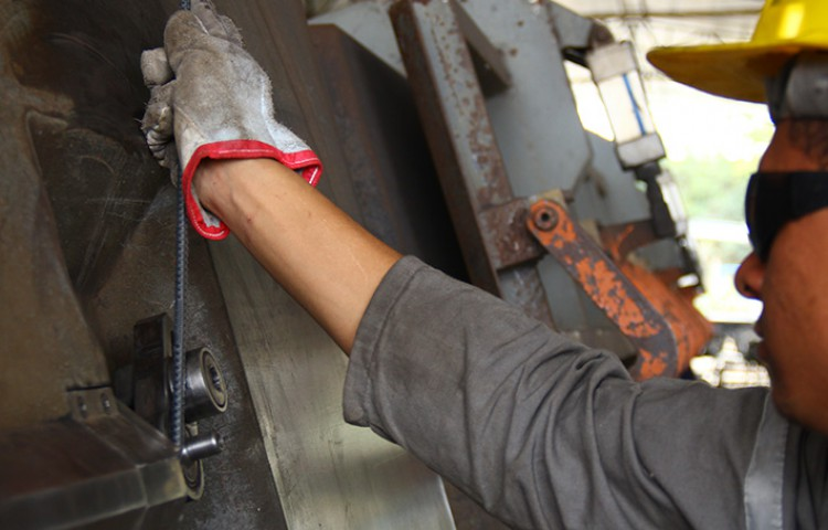Corte e Dobra de Vergalhão de Aço | Arm Cort