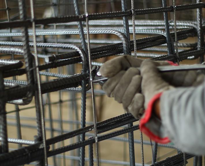 Peças de Aço sob medida | Arm Cort