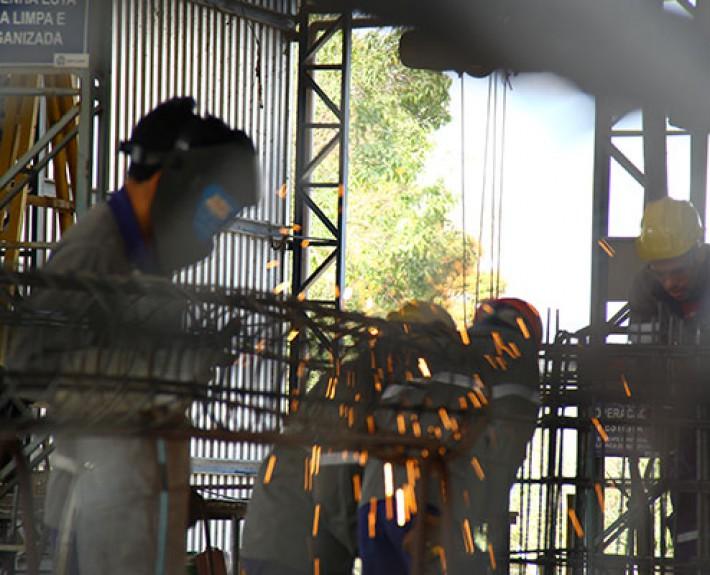 Armação de Aço | Equipe Arm Cort